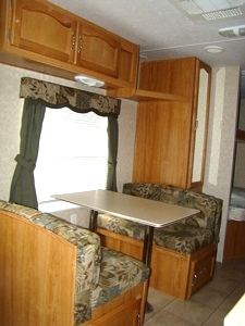 2007 PUMA 19FT USED TRAVEL TRAILER BY PALOMINO FOR SALE