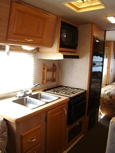 2000 REXHALL VISION 26 FT CLASS A MOTORHOME FOR SALE MODEL V26