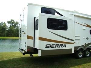 2011 Forest River Sierra 35LOFT Tree House Fifthwheel For Sale