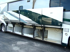 1997 LONDON AIRE BY NEWMAR DAMAGED MOTORHOME FOR SALE