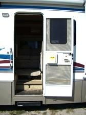 2000 ITASCA SUNCRUISER 32V MOTORHOME FOR SALE - DAMAGED / REPAIRABLE