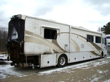 2001 AMERICAN TRADITION USED PARTS FLEETWOOD RV PARTS FOR SALE **