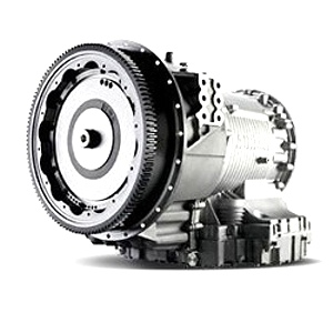 ALLISON TRANSMISSION MODEL HD 4000MH 6-SPEED AUTOMATIC FOR SALE USED