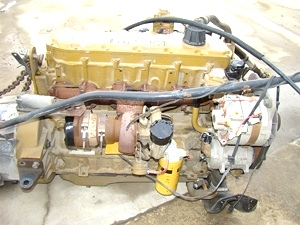 Caterpillar Diesel Engine For Sale | CAT 3126 DIESEL ENGINE 330 HP CATERPILLAR  - HAVE OTHERS - CALL