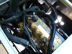 Used Caterpillar Diesel Engine For Sale | Caterpillar 3126 Engine 330HP LOW MILES