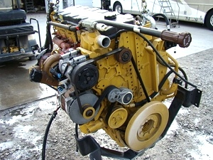 Caterpillar Diesel Engine For Sale | Used C9 Caterpillar Engine Low Mileage