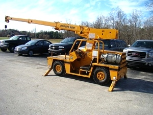 BRODERSON IC 35 - 2B MOBILE CRANE FOR SALE