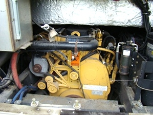 USED CATERPILLAR C-13 CAT 525 HP DIESEL ENGINE FOR SALE YEAR 2006