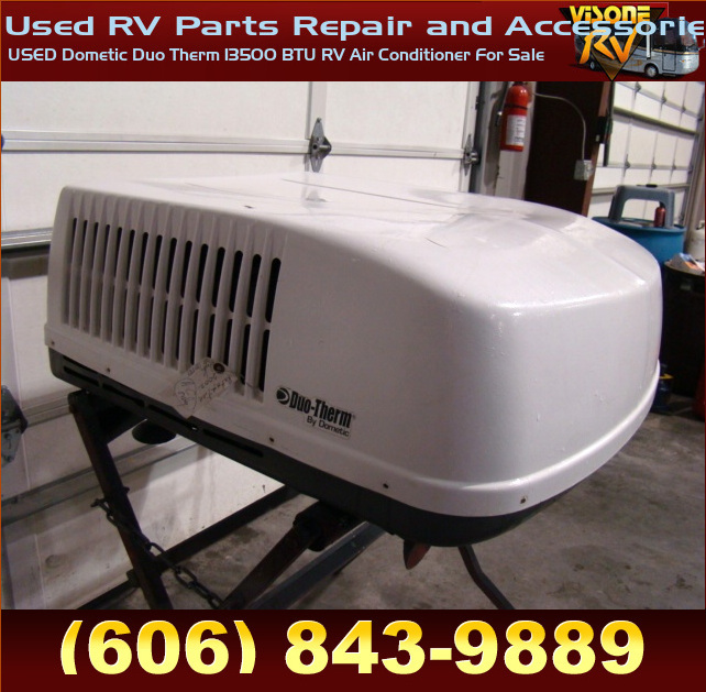 Used Rv Parts Used Dometic Duo Therm 13500 Btu Rv Air Conditioner For Sale Used Rv Parts Repair And Accessories Google Rv Salvage Parts