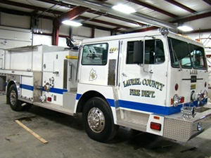Work Trucks-Fire Trucks-Equipment