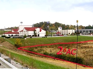 Commercial Property For Sale I-75 Access | For Sale Land in London Ky 40741