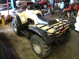 1998 HONDA 300 FOURTRAX ATV / 4-WHEELER 4X4 FOR SALE