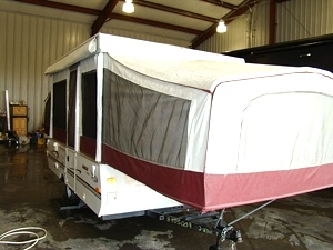 Used RV Parts 1999 JAYCO POP-UP EAGLE SERIES 10 UD FOR ...