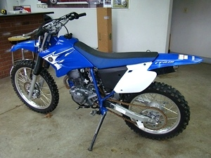 Fantastic Used Rv Parts 2007 Yamaha Ttr 230 Used Dirt Bike For Sale Ncnpc Chair Design For Home Ncnpcorg