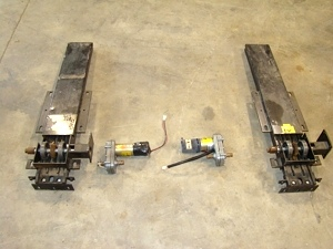 POWER GEAR SLIDE OUT PARTS ( RV MOTORHOME ) POWER GEAR SLIDE OUT EXTENSIONS - POWER GEAR 12V MOTOR FOR SALE