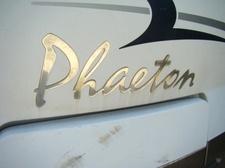 2003 ALLEGRO PHAETON MOTOHOME PARTS FOR SALE - USED TIFFIN RV PARTS
