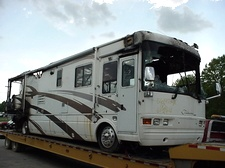2001 TRADEWINDS DIESEL PUSHER MOTORHOME PARTS