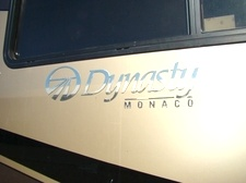MONACO DYNASTY PARTS FOR SALE USED 2003 FIBERGLASS FRONT CAP FOR SALE