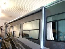 Used RV Parts USED ELECTRIC PATIO AWNING FOR MOTORHOME ...