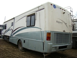 2001 HOLIDAY RAMBLER ENDEAVOR PARTS FOR SALE USED