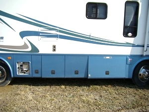 2001 REFLECTION MOTORHOME PARTS FOR SALE USED RV SALVAGE PARTS
