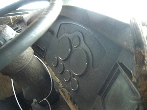 HOLIDAY RAMBLER AMBASSADOR PART FRONT CAP FOR SALE  - USED MOTORHOME PARTS
