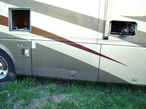 USED 2004 MONACO DIPLOMAT PARTS FOR SALE MOTORHOME  / RV PARTS