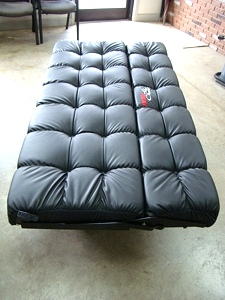 FURNITURE FOR RV'S - FLIP SOFA FOR SALE TOY HAULER'S AND TRAVEL TRAILER'S