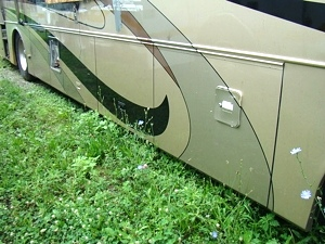 MONACO MOTORHOME PARTS 2002 MONACO WINDSOR RV SALVAGE PARTS AT VISONE