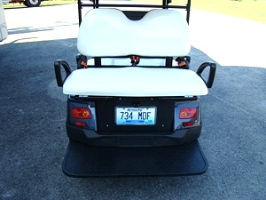 Used RV Parts 2010 Zone Electric Car / Cart For Sale ATV