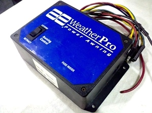 Used Rv Parts Used Weather Pro Power Awning Controller P N