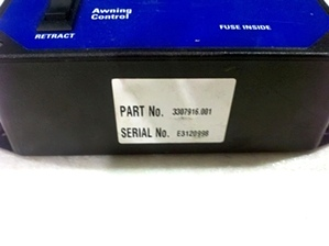 Used RV Parts Used Weather Pro Power Awning Controller p/n