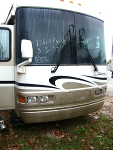 2002 NATIONAL TRADEWINDS MOTORHOME PARTS FOR SALE