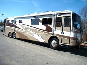 2001 MONACO DYNASTY RV PARTS FOR SALE USED AT VISONE RV