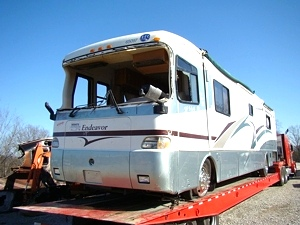 HOLIDAY RAMBLER ENDEAVOR MOTORHOME PARTS FOR SALE - 2000 MODEL