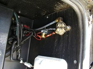 HOLIDAY RAMBLER ENDEAVOR MOTORHOME PARTS FOR SALE - 2000 MODEL