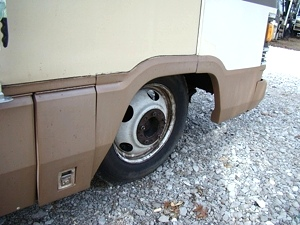 RV Salvage Motorhomes - Parting Out: M12013 WINNEBAGO CHIEFTAIN PARTS