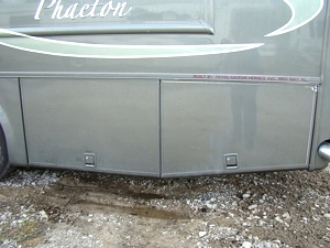 2005 TIFFIN PHAETON PARTS FOR SALE - RV DISMANTLING