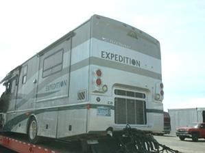 RV PARTS 2004 EXPEDITION FLEETWOOD MOTORHOME CALL VISONE RV