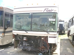 2000 FLEETWOOD FLAIR PARTS FOR SALE RV SALVAGE / MOTORHOME PARTS VISONE RV