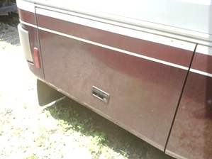 RV PARTS FOR SALE 1998 AMERICAN DREAM MOTORHOME PARTS - USED