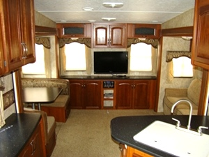 2012 KEYSTONE COUGAR LITE FIFTHWHEEL FOR SALE