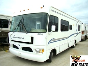 2000 HURRICANE MOTORHOME PARTS BY FOUR WINDS RV