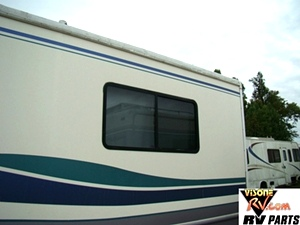 2000 FLEETWOOD FLAIR RV PARTS USED FOR SALE