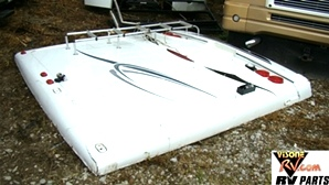 USED R-VISION CONDOR PARTS FOR SALE