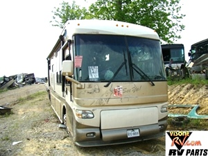 2007 ALFA MOTORHOME PARTS FROM VISONE RV