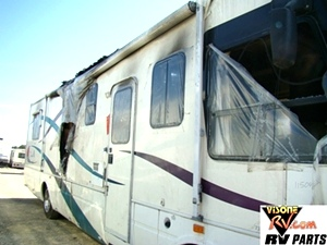 2000 TRADEWINDS BY NATIONAL RV PARTS FOR SALE