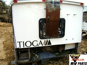 2007 FLEETWOOD TIOGA PARTS FOR SALE