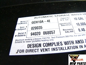 2005 DAMON ASTORIA MOTORHOME PARTS VISONE RV 606-843-9889