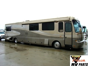 RV Salvage Motorhomes - Parting Out